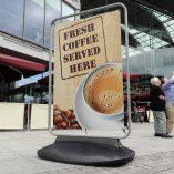 Forecourt-Signage