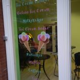 printed-window-graphics-Ice Cream parlour, Royal Star Maidstone1