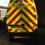 reflective-vehicle-markings-Ambulance Chevrons