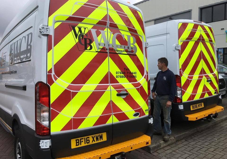 reflective-vehicle-markings-transit-van